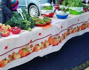 Rogers Frisco Station Farmers Market