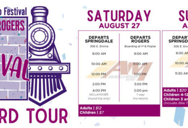 2016 Frisco Festival Main Street Rogers This Weekend!