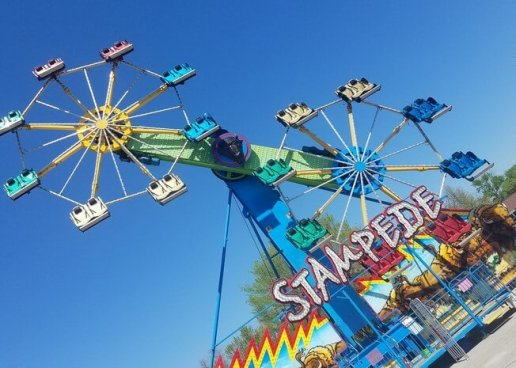 Frisco Station Carnival Info April 5 – 15